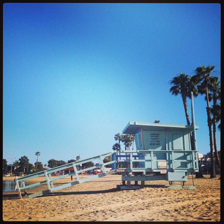California Pizza Kitchen Marina Del Rey: Mothers Beach, Marina Del Rey, California Near Venice