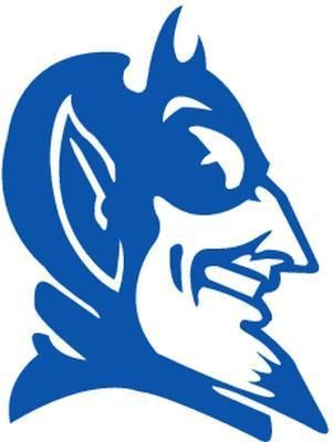 Vinyl Decal Sticker - Duke Blue Devils Tide Decal for Windows, Cars, Laptops, Macbook, Yeti, Coolers, Mugs etc