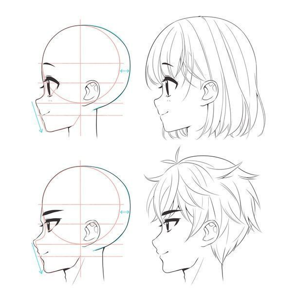 Drawing Hair Lines Haarlinien Zeichnen Dessiner Des Lignes De Cheveux Dibujar Lí Manga Drawing Tutorials Anime Drawings Tutorials Anime Drawings Sketches