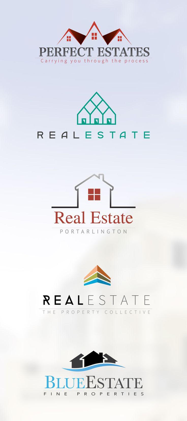 #real #estate #logo #design