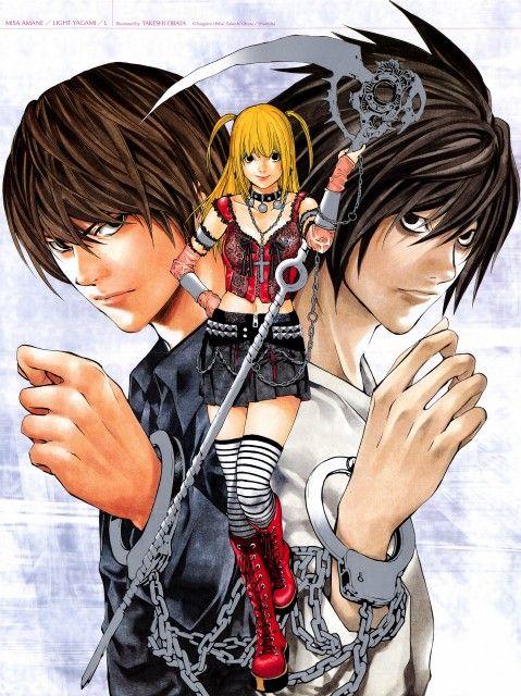 Manga: Death Note