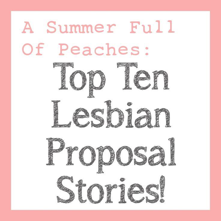 Most Romantic Lesbian Wedding Proposals | Dyi | Pinterest | Wedding  Proposals, Proposals And Lesbian