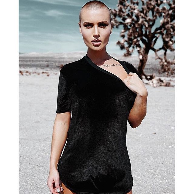 How To Work A Buzz Cut Shaved Head Thanks @vendelali #BuzzCutFeed #ShavedHead…