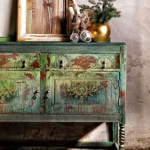 2098 Best Painted Furniture Images On Pinterest