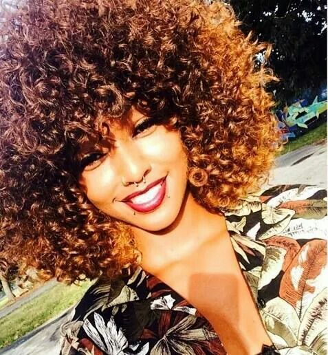 Cute! - http://www.blackhairinformation.com/community/hairstyle-gallery/natural-hairstyles/cute-15/ #naturalhairstyles
