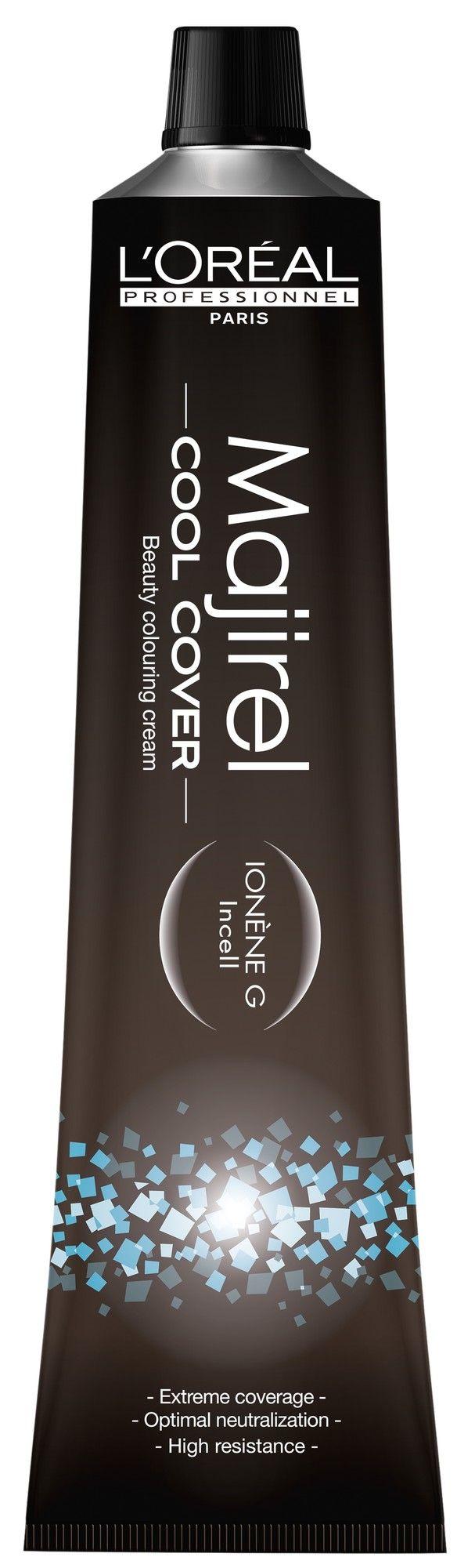 L'Oréal Majirel Cool Cover Moccha 4 88 50ml  Description: Majirel Cool Cover Moccha  Price: 6.44  Meer informatie  #kapper #haircutter #hair #kapperskorting