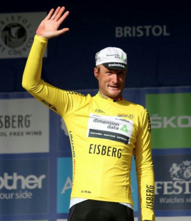 Steve Cummings is  Tour of Britain 2016 champion