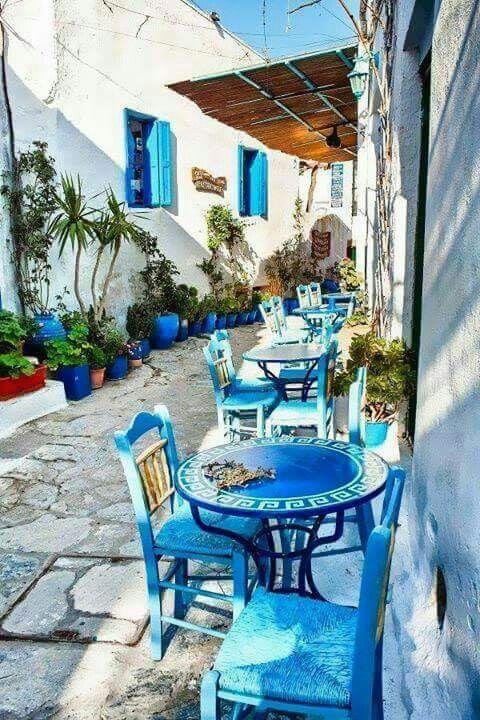 Hora, Amorgos island