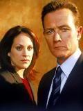 Monica Reyes & John Doggett