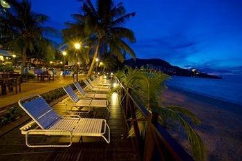 Flamingo By The Beach Penang - Beach & Restaurant