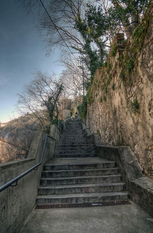 Stairway to Trsat by Bruno Skvorc on 500px