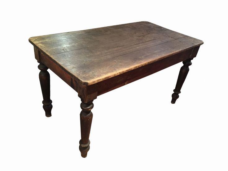 Tavolo da cucina - Epoca: Fine 1800