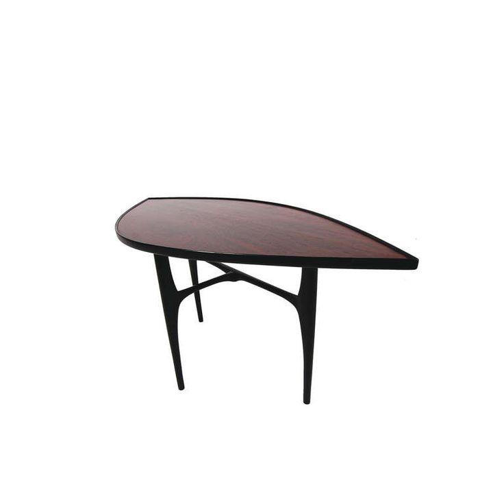 Small Leaf Side Table by Yngve Ekstrom image 2