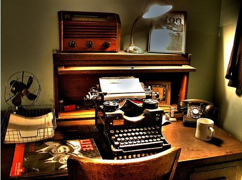 Writers Desk