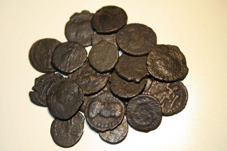 Ancient Roman Coins 20 psc  Good Lot- Rare Coins