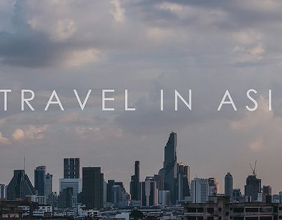 "Check out new work on my @Behance portfolio: ""Travel in Asia"" http://be.net/gallery/54861241/Travel-in-Asia"