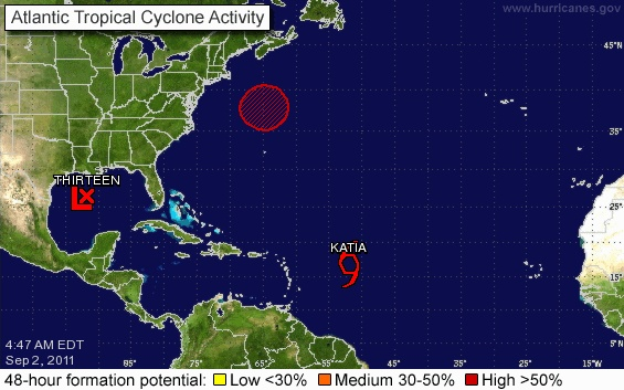 National Weather Service - Hurricane Center
