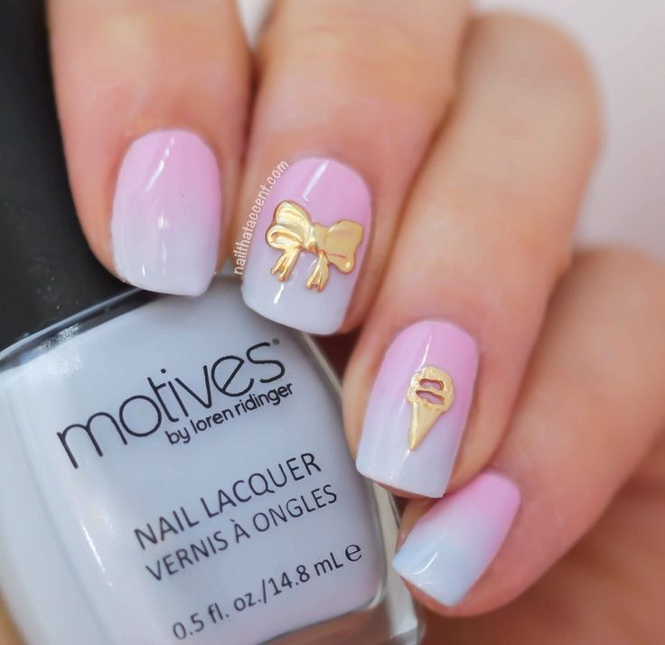 20 Beautiful Gradient Nail Art Designs - Be Modish