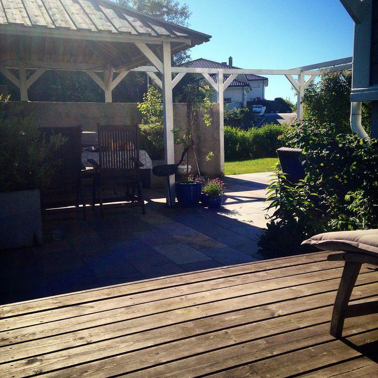 Outdoor living - patio