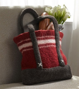 Loom & Knit Felted Bag : knit : knit, crochet & fiber arts :  Shop | Joann.com