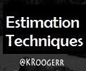 Kroogerr - Estimation Techniques