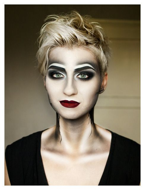 Modern Warrior | Artistic and stage makeup