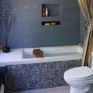 blue bathroom tiles design bathtubs home depot for small bathroom ideas and mosaic 17453