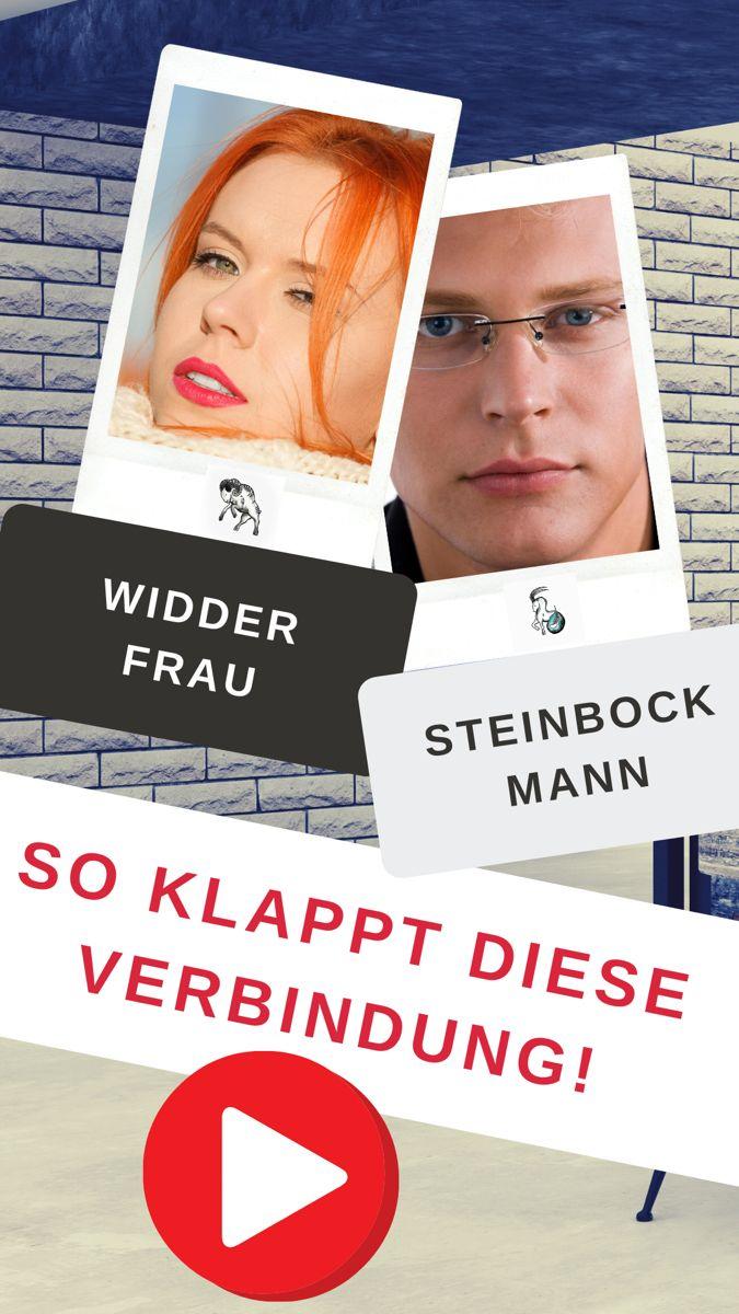 Steinbock Mann Und Widder Frau