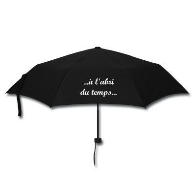 Parapluie Cadeau 100 ans - parapluie - à l'abri du temps | T shirt anniversaire - naissance, 10, 20, 30, 40, 50, 60, 70, 80, 90, 100 ans
