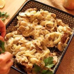Carpe aux champignons @ qc.allrecipes.ca