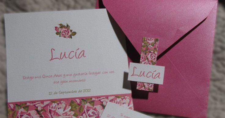 Originales y románticas. Tarjetas para soñar una fiesta muy especial. No dejes de ver todos nuestros diseños en www.lacart.co...
