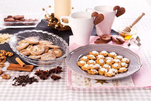 Máme rovnou tři tipy na vynikající vánoční perníčky!