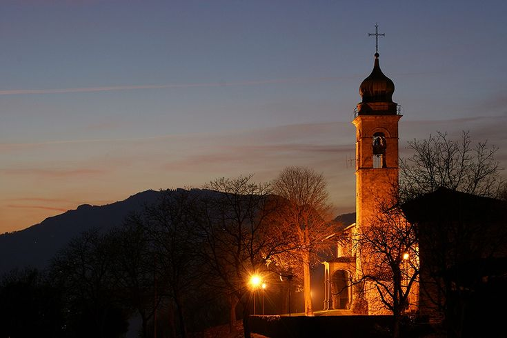 Santuario della Santissima Trinità - Casnigo - Bergamo