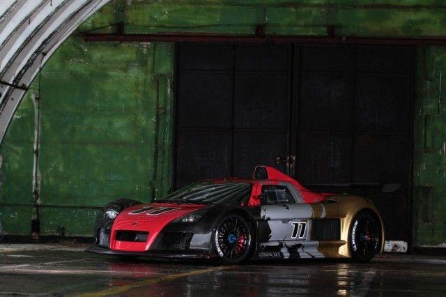 860 hp and 1100 kg race spec apollo r