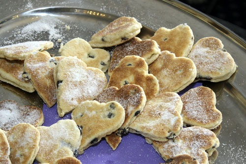 Romantic welshcakes