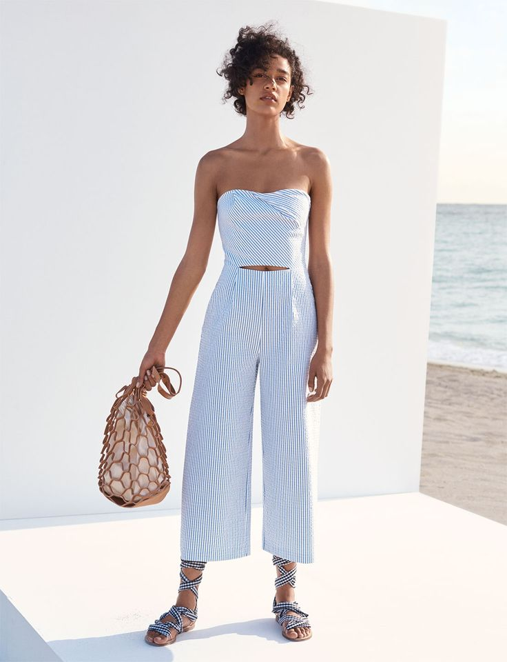 Editorial-NAUTICAL VIBES | WOMAN-EDITORIALS-NEW IN | ZARA United States