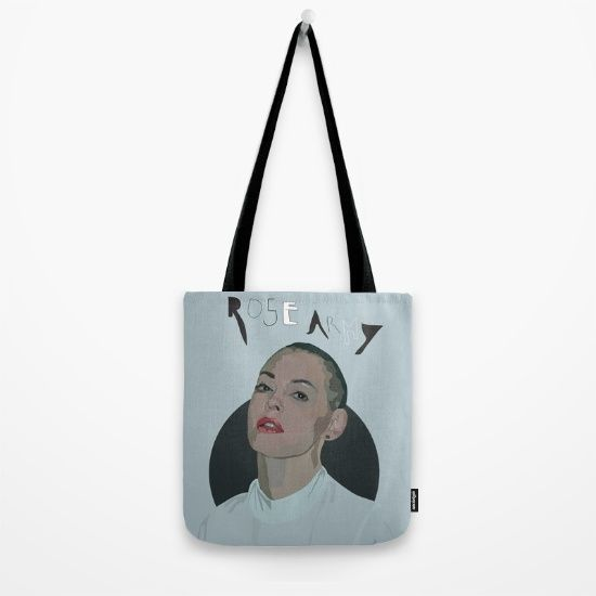 #rosearmy tote by Anna McKay