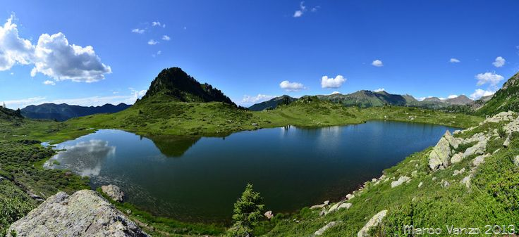 Buse lake by Marco Vanzo on 500px