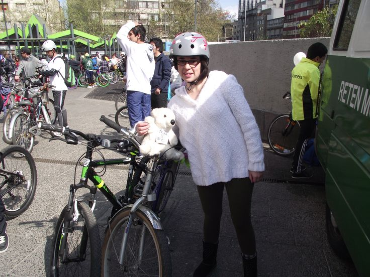 #ICERIDE CHILE @GreenpeaceCL Foto Jose Campos