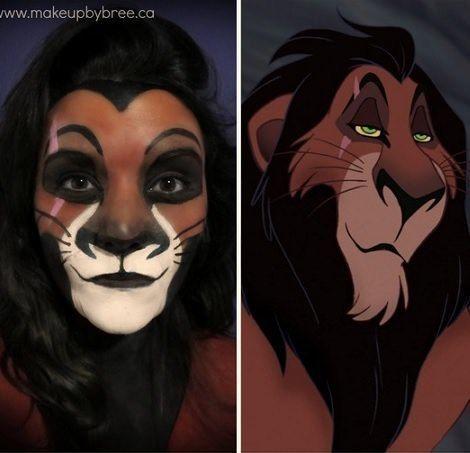 disfraz de gato para mujer maquillaje - Buscar con Google
