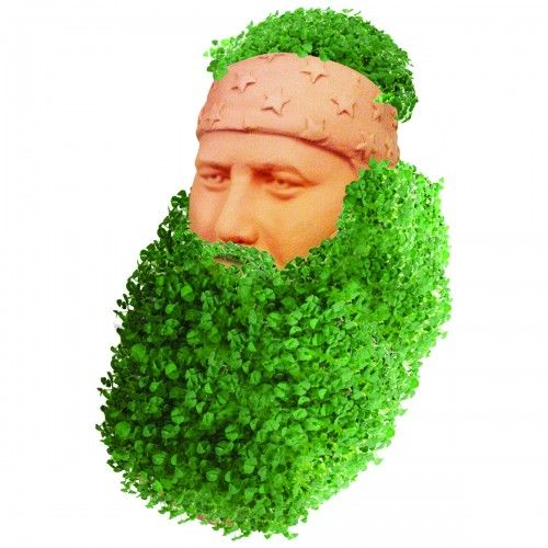 Duck Dynasty Willie Robertson Chia Pet
