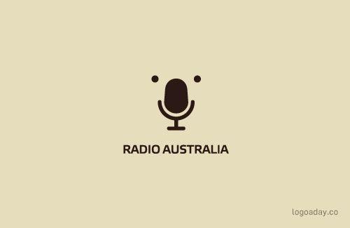 Radio Australia   Logo a Day