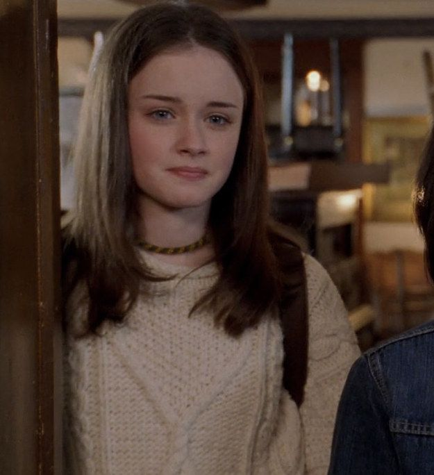 "Alexis Bledel (Rory Gilmore) | What The ""Gilmore Girls"" Cast Looks Like Now"