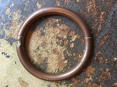 #Brass bulls nose ring farming #cattle hereford antique bull #belts weird,  View more on the LINK: http://www.zeppy.io/product/gb/2/172159745517/