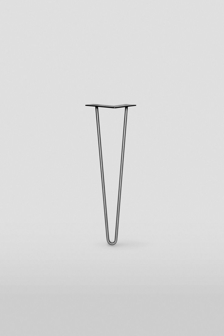 """16"""" Hairpin Legs for building a bench. Benches should be 18"""" high and 30"""" deep."""