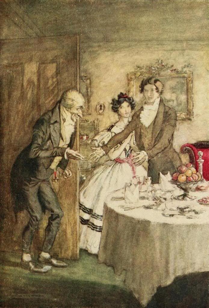 Anton Pieck - Charles Dickens' A Christmas Carol - 1915