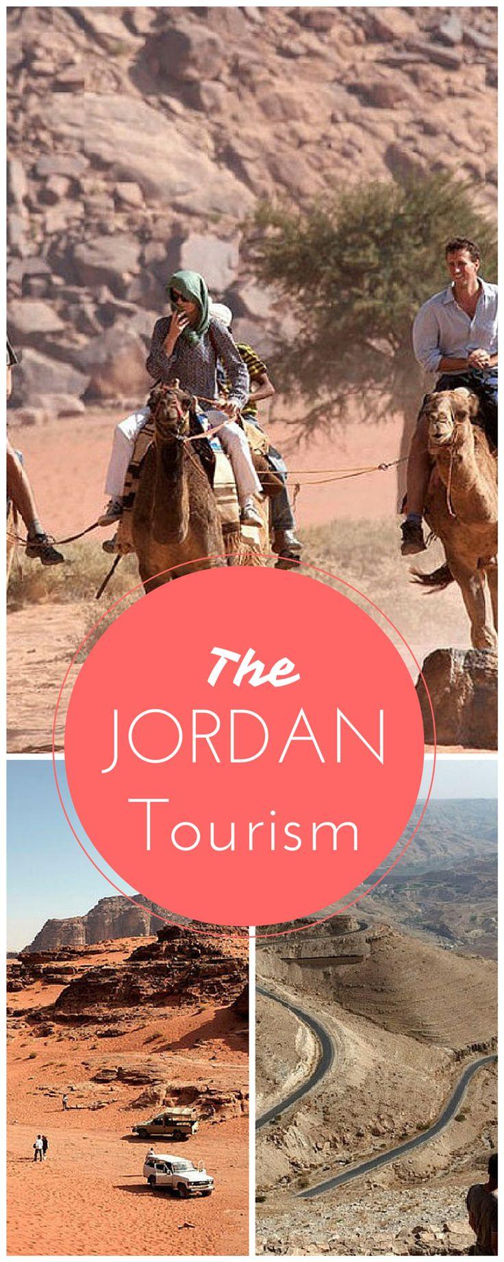 Let's go and explore Jordan.