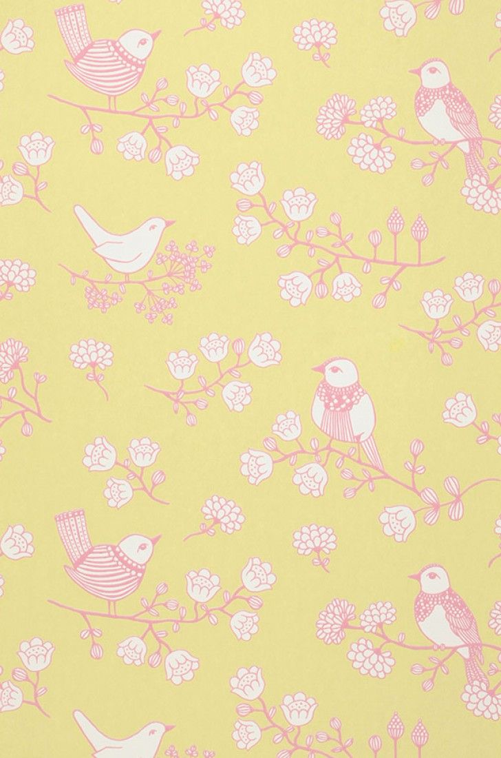 49 Best Wallpaper Images On Pinterest Floral Wallpapers Bedroom