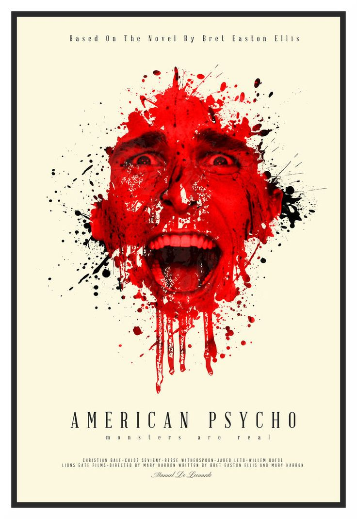 32 best american psycho images on pinterest scene artists and board american psycho by johnny manuel leonardo magicingreecefo Image collections