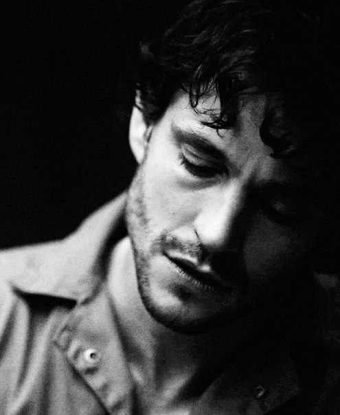 "Hugh Dancy. When I saw the first episode of Hannibal I thought ""that's XX, the guy in the book in my head"", well since then, he (the character) is changing a little but still, Hugh Dancy, especially as in Hannibal, would match pretty well..."